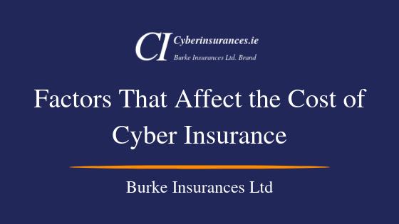 Cyber Insurance Cost